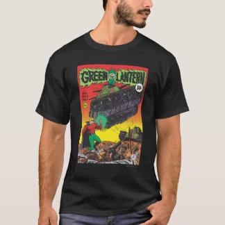 T-shirt Lanterne verte dans les fossés