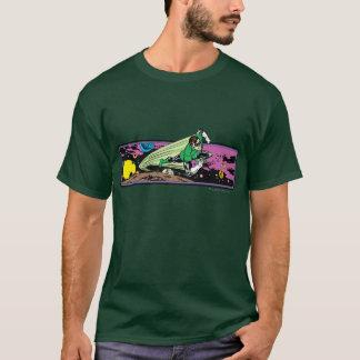 T-shirt Lanterne verte dans l'espace