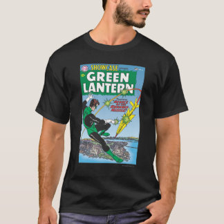 T-shirt Lanterne verte - missile d'emballement