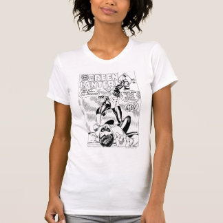 T-shirt Lanterne verte - obtenez outre de cet Earch Hal