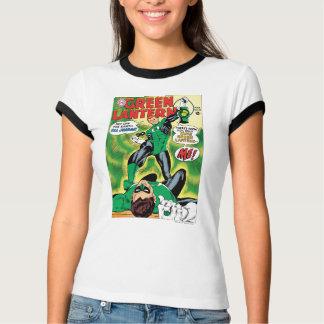 T-shirt Lanterne verte - obtenez outre de cette terre Hal