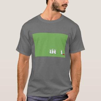 T-shirt Lapin de carnivore