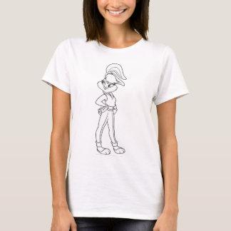 T-shirt Lapin de Lola décontracté