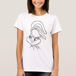 T-shirt Lapin de Lola expressif