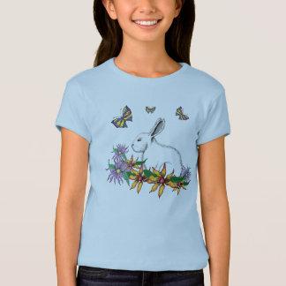 T-shirt Lapin de ressort