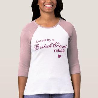 T-shirt Lapin géant britannique