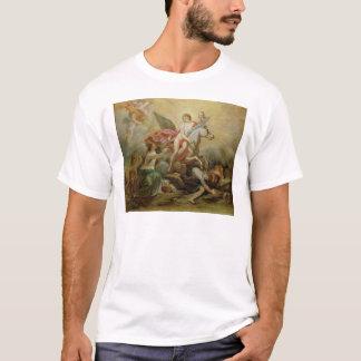 T-shirt L'apothéose de Voltaire, 1778