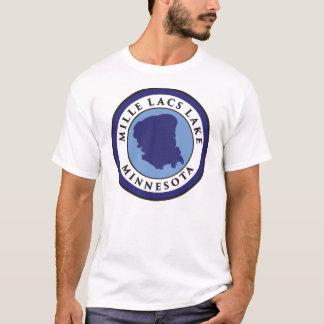 T-shirt Laques lac, Minnesota de Mille