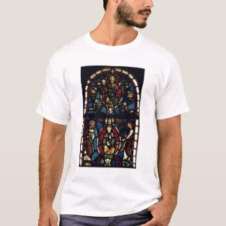 T-shirt L'arbre de Jesse, 13ème siècle (verre souillé)