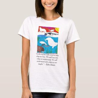 T-shirt L'Arctique congelé
