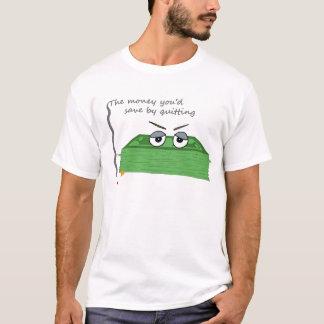 T-shirt L'argent
