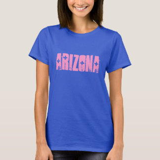 T-shirt L'Arizona rose