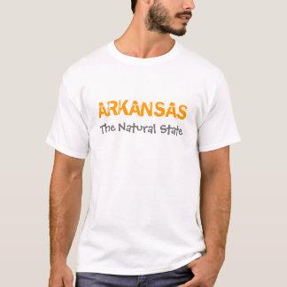 T-shirt L'Arkansas la terre d'état naturel de l'occasion