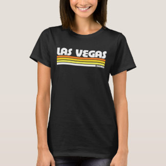 T-shirt Las Vegas. Nevada