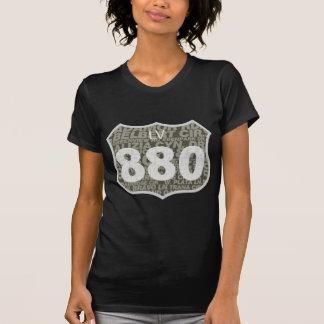 T-shirt Las Virgenes - route de rues de BT 880