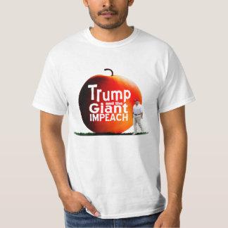 T-shirt L'atout et le géant attaquent