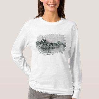 T-shirt L'atterrissage de Cadillac