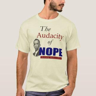 T-shirt L'audace de Nope !