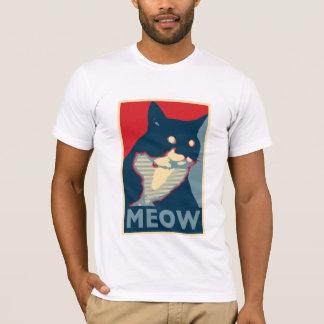 T-shirt L'audace du Meow