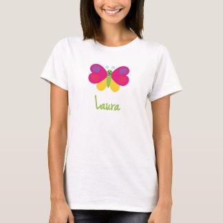 T-shirt Laura le papillon