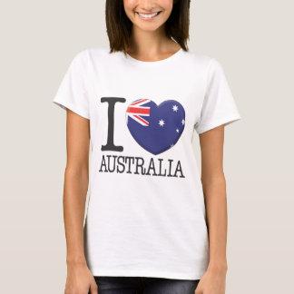 T-shirt L'Australie