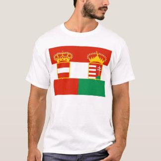 T-shirt L'Autriche Hongrie 1869 1918, Hongrie