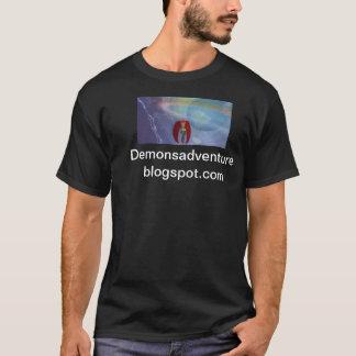 T-shirt L'aventure du démon