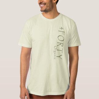 T-shirt Le 4FORTY organique