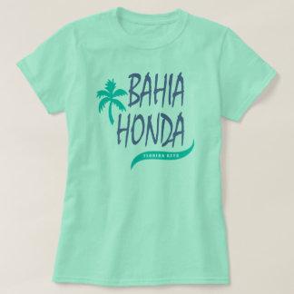 T-shirt Le Bahia Honda la Floride verrouille le palmier