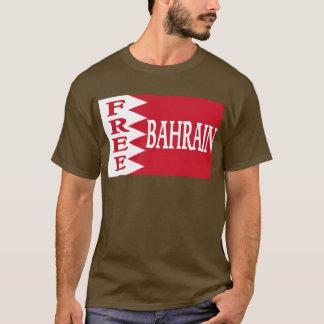 T-shirt Le Bahrain - Bahrain libre