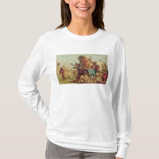T-shirt Le bâtiment du Trojan Horse, c.1760