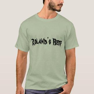 T-shirt Le boeuf de Roland