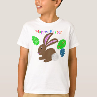 T-shirt Le bon oeuf de lapin PERSONNALISENT