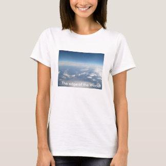 T-shirt … Le bord du monde !