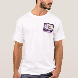 T-shirt Le bougon avec une bosse