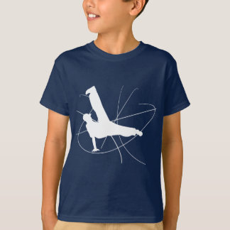 T-shirt Le Breakdance