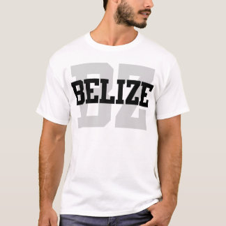 T-shirt Le BZ Belize