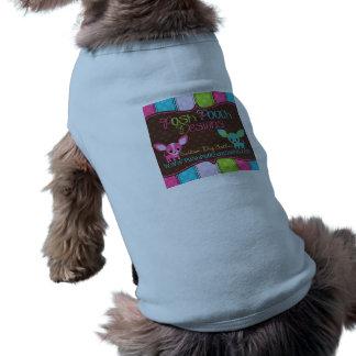 T-shirt Le cabot snob conçoit la grande chemise de chien