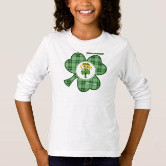 T-shirt Le cadeau de jour de princesse St Patrick