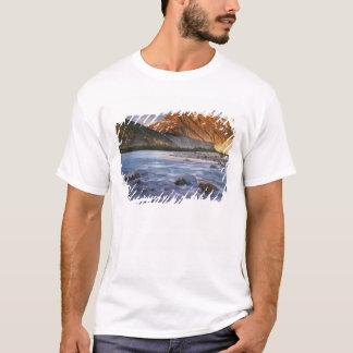 T-shirt Le Canada, Colombie-Britannique, Alsek River