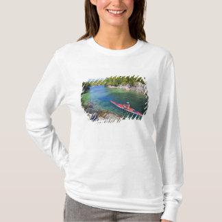 T-shirt Le Canada, Colombie-Britannique, île de Vancouver.