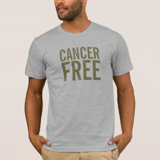 T-SHIRT LE CANCER LIBÈRENT