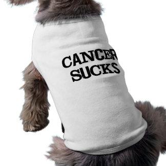 T-shirt Le Cancer suce