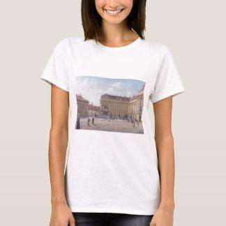 T-shirt Le carré de Josef à Vienne par Rudolf von Alt