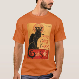 T-shirt Le Chat Noir