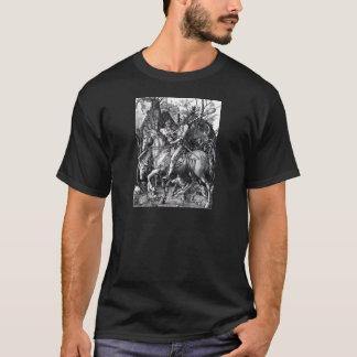 T-shirt Le chevalier, la mort et le diable par Albrecht