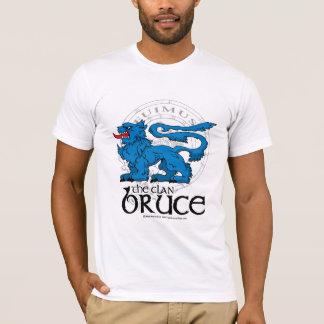 T-shirt Le clan Bruce