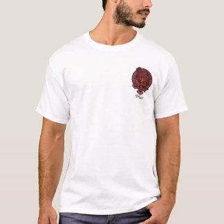 T-shirt Le clan de Bruce Crest