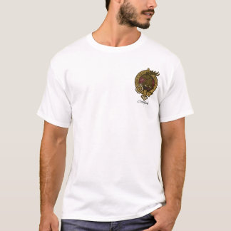 T-shirt Le clan de Crawford Crest