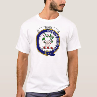 T-shirt Le clan de Ross Badge